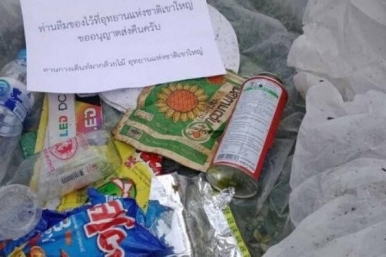 A Tailândia é um dos países com mais resíduos de plástico do mundo, (Foto: Reprodução/Facebook (Varawut Silpa-archa))