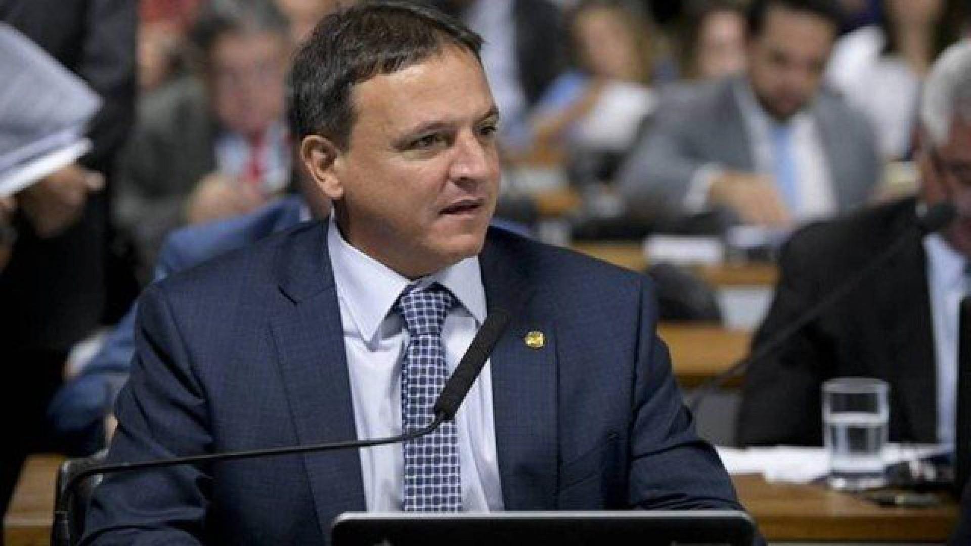 Senador Márcio Bittar (MDB-AC) é relator do Pacto Federativo.