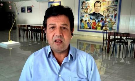 Luiz Henrique Mandetta falou sobre as recentes mudanças nos ministérios do governo Bolsonaro