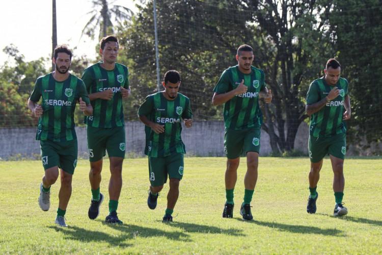 Floresta espera vencer Afogados-PB , pela terceira rodada da Série D do Campeonato Brasileiro (Foto: Ronaldo Oliveira / Floresta EC)