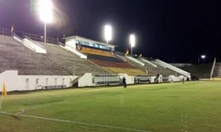 Jogo aconteceu no Estádio Barretão, em Ceará-Mirim, no Rio Grande do Norte
