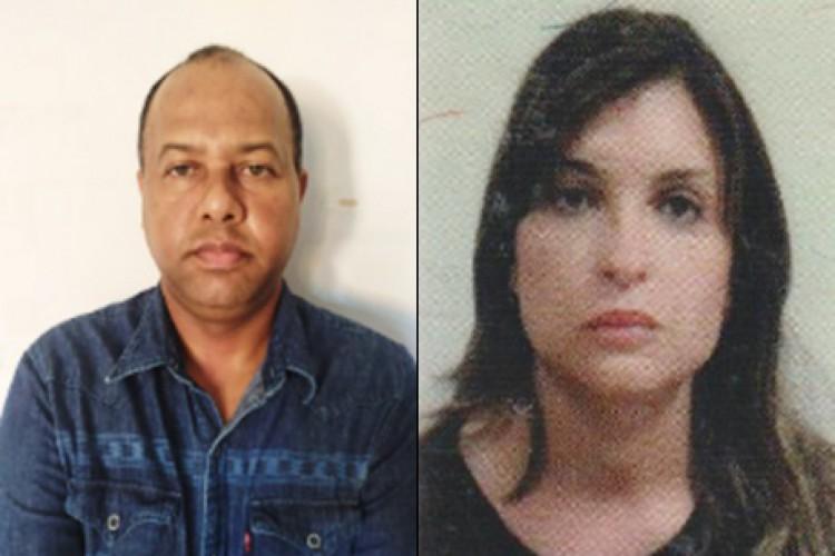 José Loureto e Thais Helena (Foto: Reprodução)