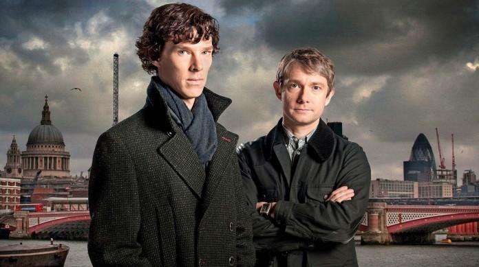 """Série """"Sherlock"""" transpôs com sucesso as aventuras do detetive da era vitoriana para o século XXI"""