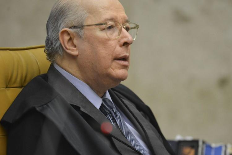 O ministro Celso de Mello, durante  abertura do terceiro dia de julgamento sobre a validade da prisão em segunda instância no  Supremo Tribunal Federal (STF) (Foto: Fabio Rodrigues Pozzebom/Agência Brasil)