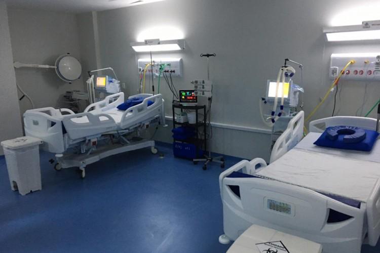Estrutura agora passa a contar com mais 203 leitos hospitalares (Foto: Thais Mesquita/O POVO)