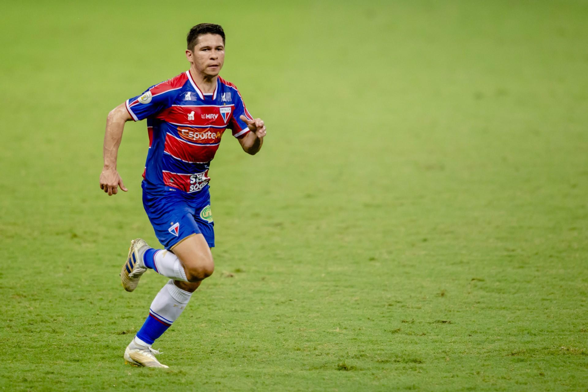 Osvaldo marcou um gol nos 34 jogos do Brasileirão 2020 que disputou.
