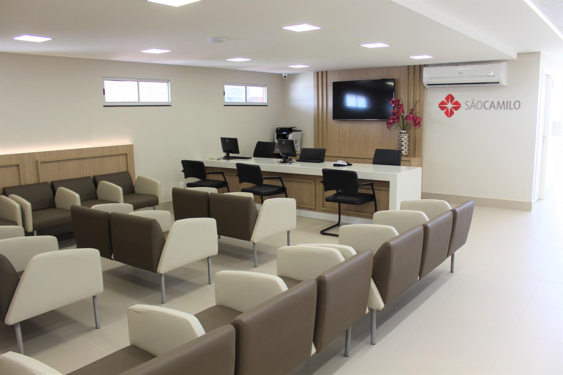 Por ser em uma área separada do hospital, os clientes do Centro de Especialidade Médicas também podem ficar ainda mais seguros em relação ao risco de contaminação por coronavírus
