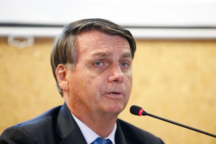 A apuração prorrogado pelo ministro do STF, Celso de Mello, busca identificar se o Bolsonaro agiu ilegalmente ao determinar mudanças no comando da Polícia Federal (Foto: Carolina Antunes/PR)