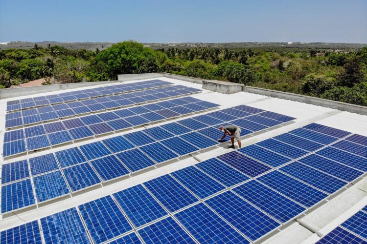 Potencial do Estado em termos de energia solar é de ter uma capacidade instalada de 643 GW (Foto: JÚLIO CAESAR)