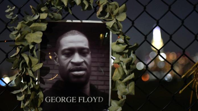 Homenagem a George Floyd, mais uma vítima da violência policial nos EUA