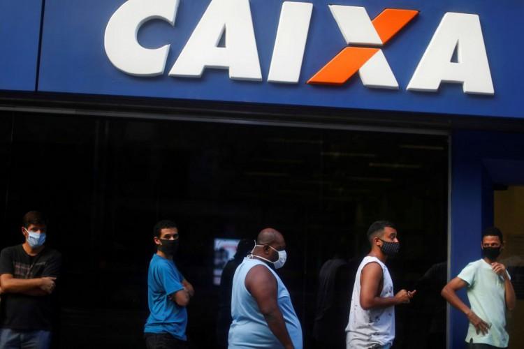 Caixa lembra sobre saque emergencial do FGTS (Foto: Agência Brasil)