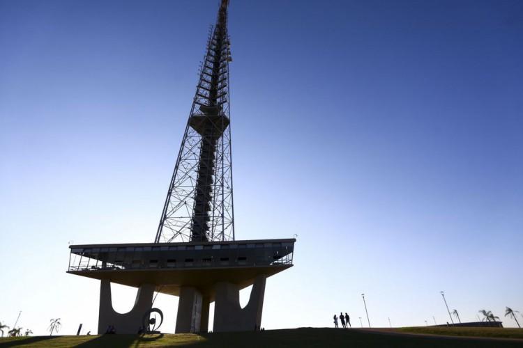 Torre de TV reabre para visitação. (Foto: Marcelo Camargo/Agência Brasil)