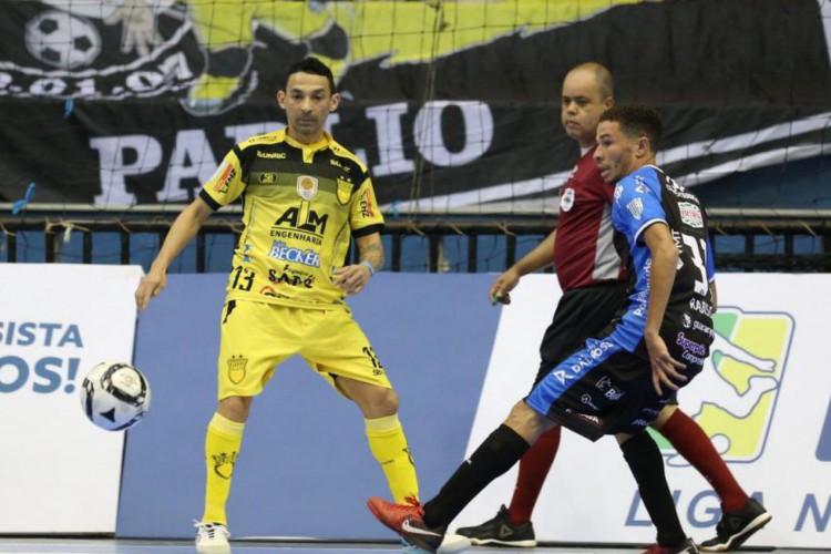 LNF: um mês após empate no Paraná, Assoeva e Pato se reencontram (Foto: )