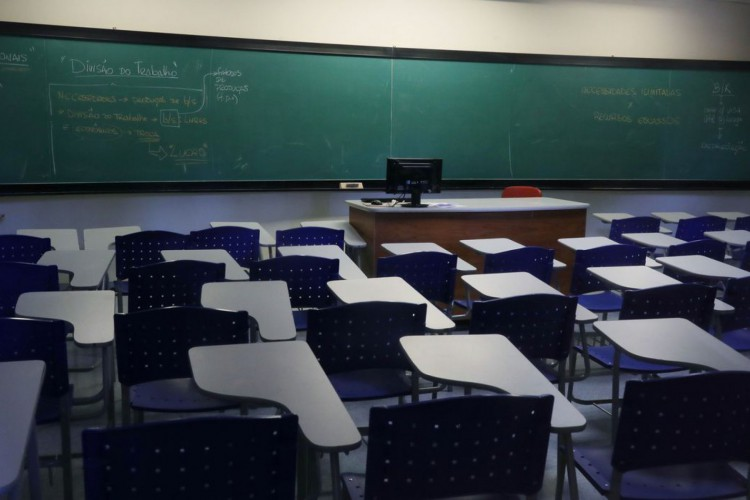 Professores da rede privada do Rio adiam retorno de aula presencial (Foto: )