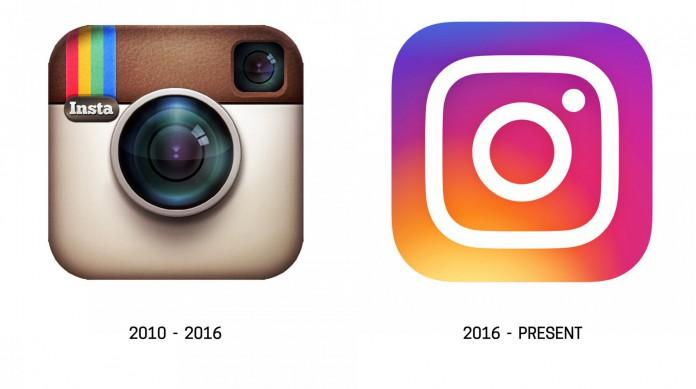 Em 2016, o app passou por uma completa reformulação no design, que também afetou os outros aplicativos da família Instagram