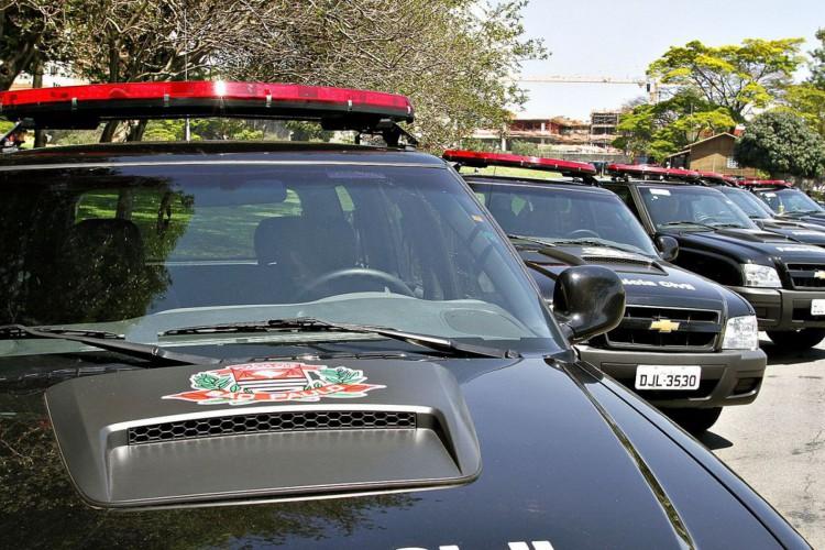 VIaturas da polícia civil de São Paulo (Foto: Ciete Silvério/Governo do Estado de SP)