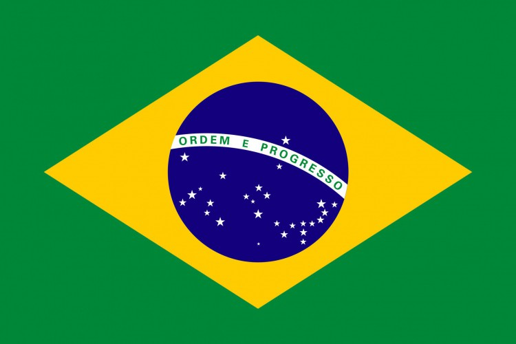 Bandeira do Brasil (Foto: Reprodução)