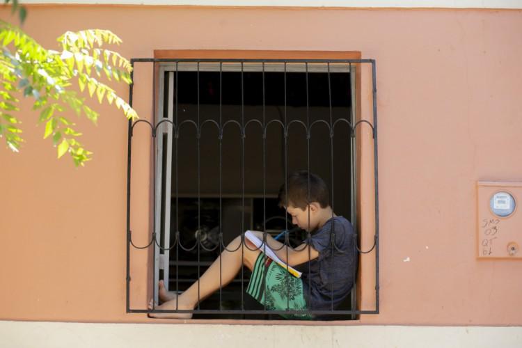 Município melhor avaliado do Brasil do 1º ao 5º ano, Mucambo, no Ceará, estreou em 2020 no Selo Unicef  (Foto: Aurelio Alves/ O POVO)