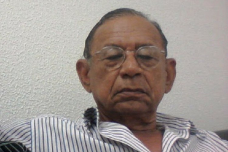 Jornalista trilhou mais de 40 anos de carreira na comunicação cearense (Foto: Divulgação)