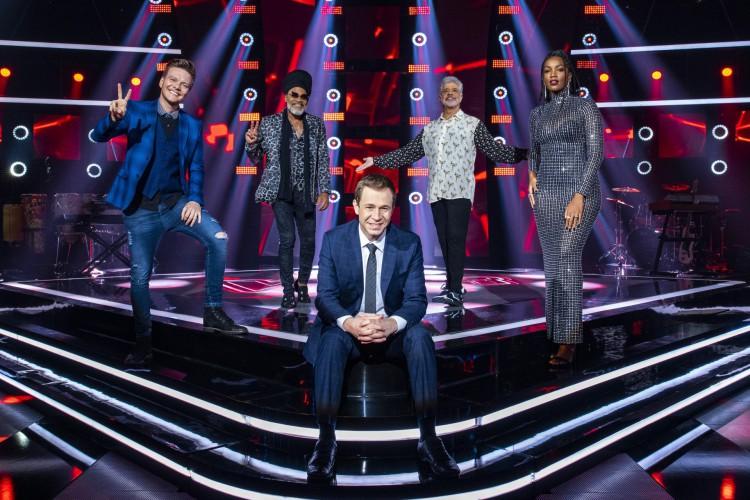 Elenco do The Voice Brasil 2020 (Foto: Globo/Victor Pollak)