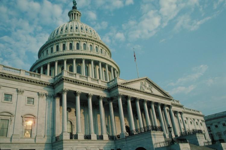 Capitólio, prédio sede do Congresso dos Estados Unidos (Foto: US House of Representatives)