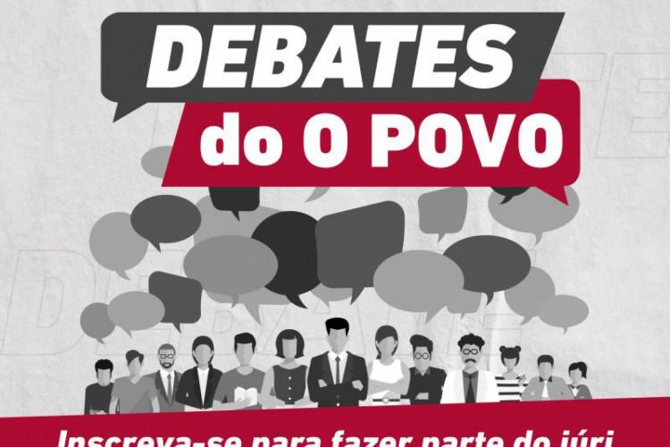 Torneio Debates O POVO (Foto: REPRODUÇÃO)