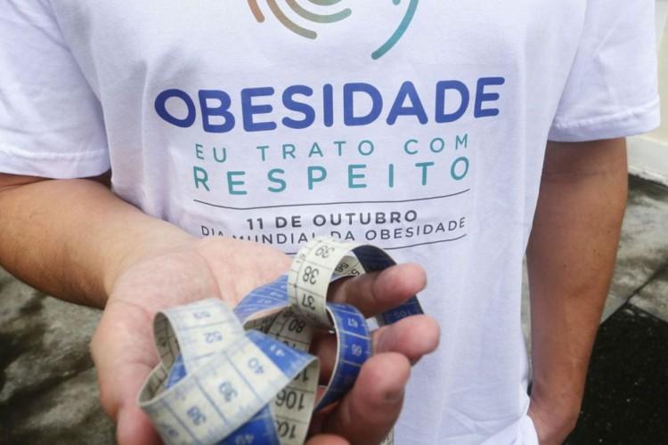 Dia Mundial da Obesidade (Foto: Divulgação/Sec. de Estado de Saúde - RJ)