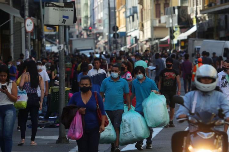 Prevalência de covid-19 é de 13,6% na capital paulista, indica estudo (Foto: )