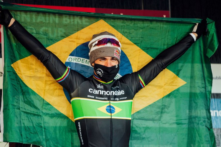 Avancini assume liderança do ranking mundial de mountain bike (Foto: )