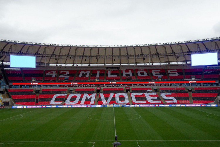 De olho na liderança, Flamengo abre maratona pela Série A contra Goiás (Foto: )