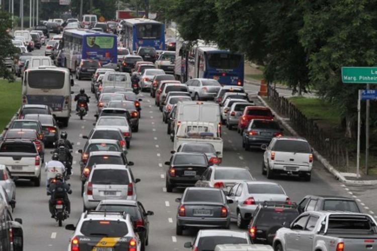 Lei que altera Código de Trânsito é sancionada por Bolsonaro (Foto: )