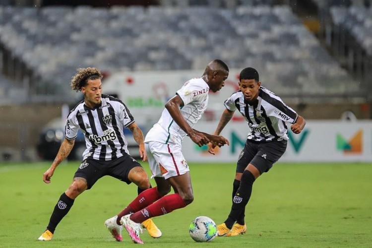 No Mineirão, Atlético-MG empata com Fluminense no Brasileiro (Foto: Pedro Souza)