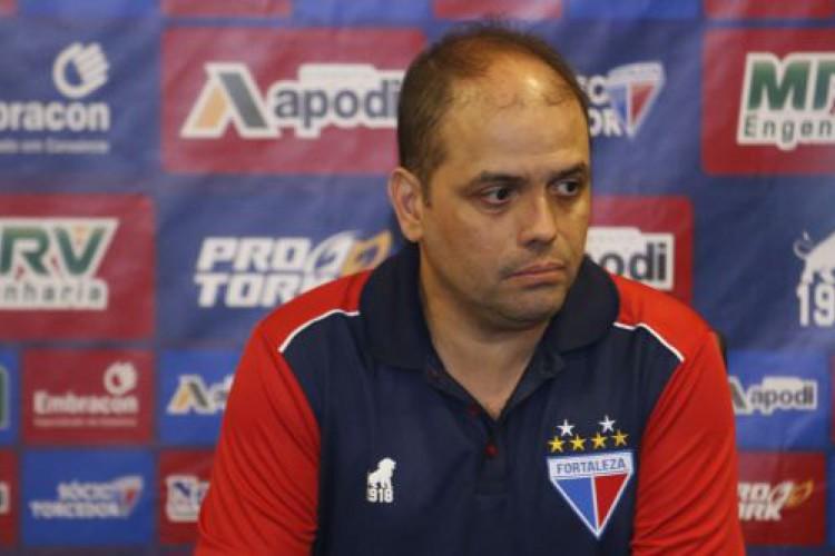 Daniel de Paula Pessoa, diretor de futebol do Fortaleza  (Foto: Arquivo O POVO)