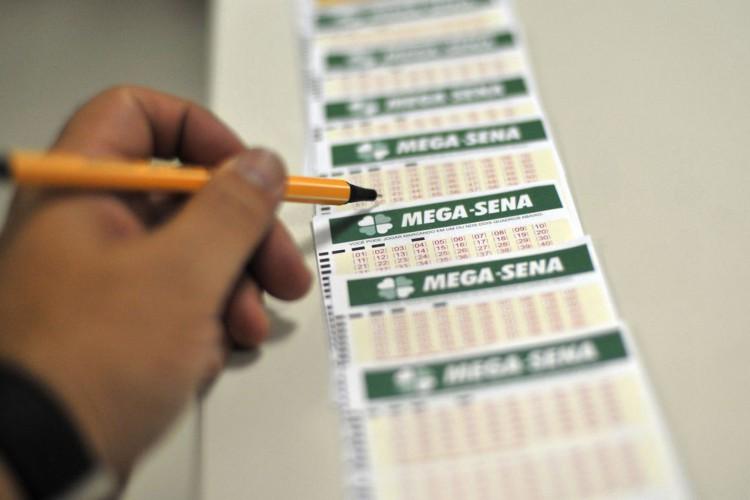 Mega-Sena sorteia nesta quarta-feira prêmio de R$ 6,5 milhões (Foto: Marcello Casal Jr/Agência Brasil)