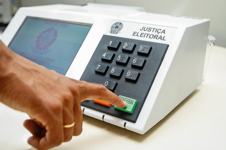 Pesquisa Datafolha para prefeito de São Paulo (Foto: Divulgação/TSE)