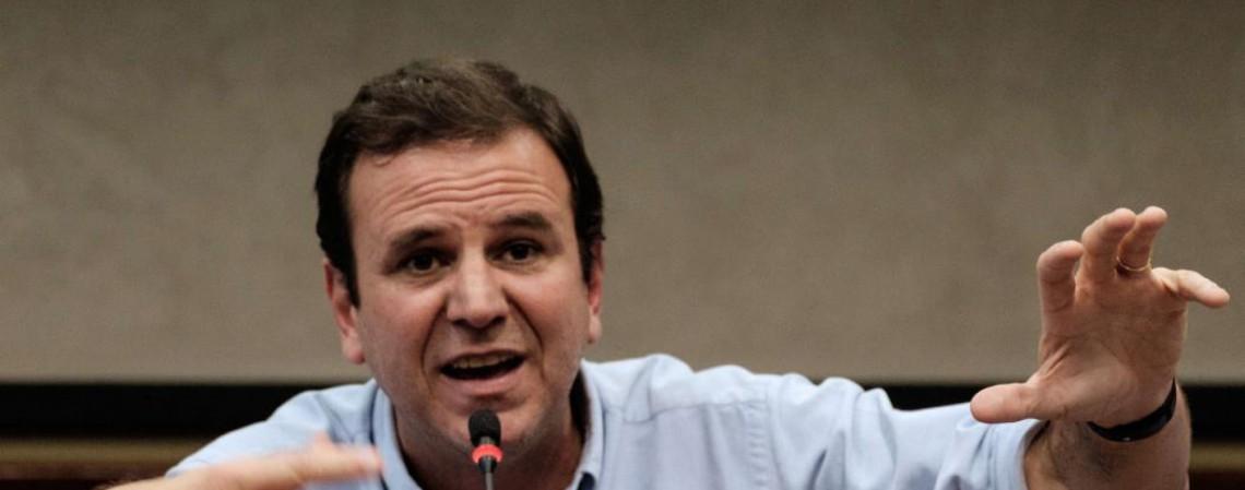Paes lidera a pesquisa para Prefeitura do Rio de Janeiro (RJ) nas eleições 2020 (Foto: AFP PHOTO / YASUYOSHI CHIBA)
