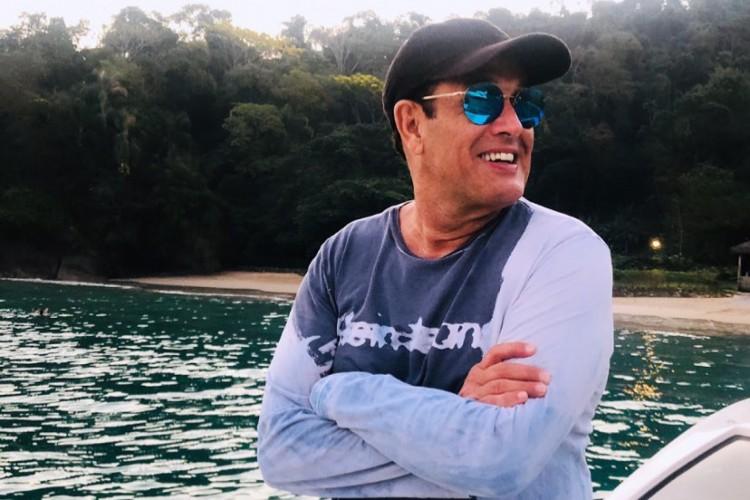 Sérgio Mallandro completou 65 anos na última segunda-feira, 12 de outubro (Foto: Reprodução/Instagram)