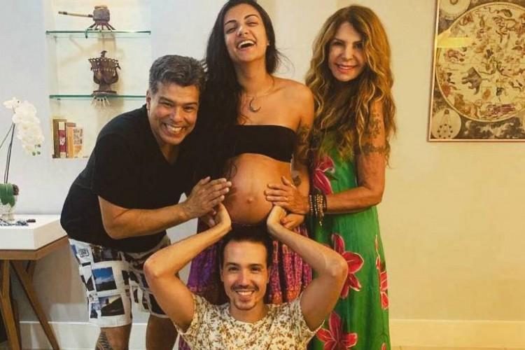 Amanda Mezkta disse que família está feliz por ter vencido o caso em primeira instância, mas está ciente que a maternidade pode recorrer (Foto: Reprodução/Instagram)