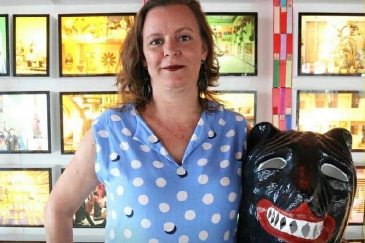 Nicole Costa é antropóloga e gerente geral do Paço do Frevo, de Pernambuco, e uma das convidadas para painel sobre o artesanato nordestino em evento promovido pelo Itaú Cultural (Foto: reprodução facebook)