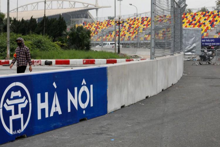 Primeiro GP de F1 no Vietnã é cancelado devido à pandemia de covid-19 (Foto: )