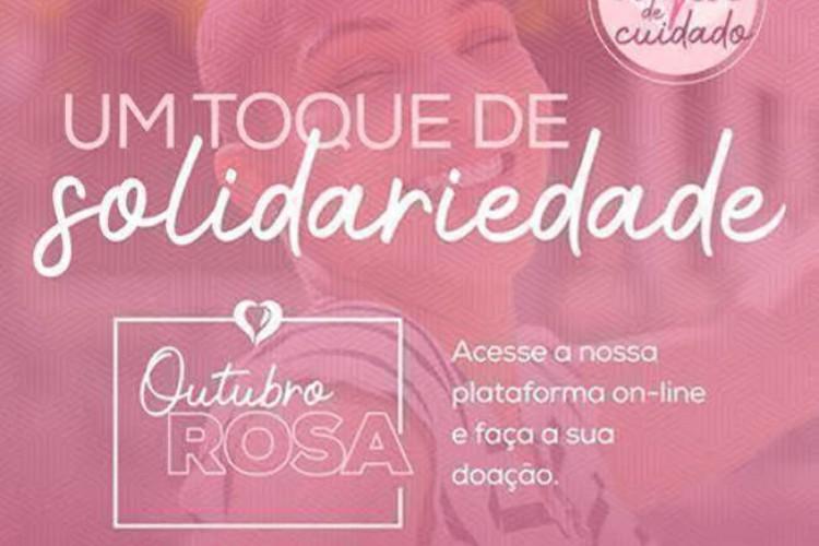 A primeira ação social da plataforma digital RioMar Online em Fortaleza sensibiliza sobre a importância de contribuir com doações para quatro instituições sociais (Foto: Divulgação)