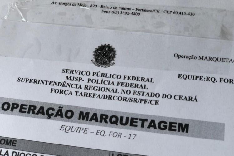 Operação Marquetagem é fase da Operação Lava Jato Eleitoral (Foto: Divulgação/PF)