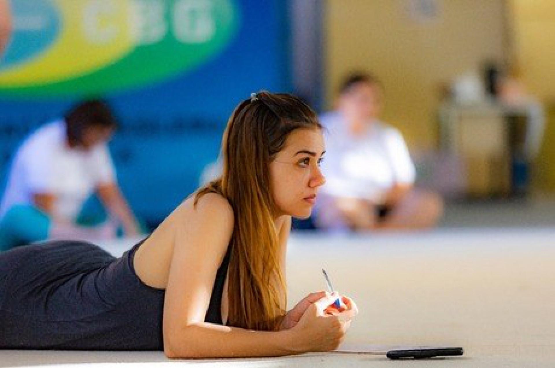 Ex-ginasta brasileira medalhista no Pan, Ana Paula Scheffer morre aos 31  anos | Mais Esportes | Esportes O POVO