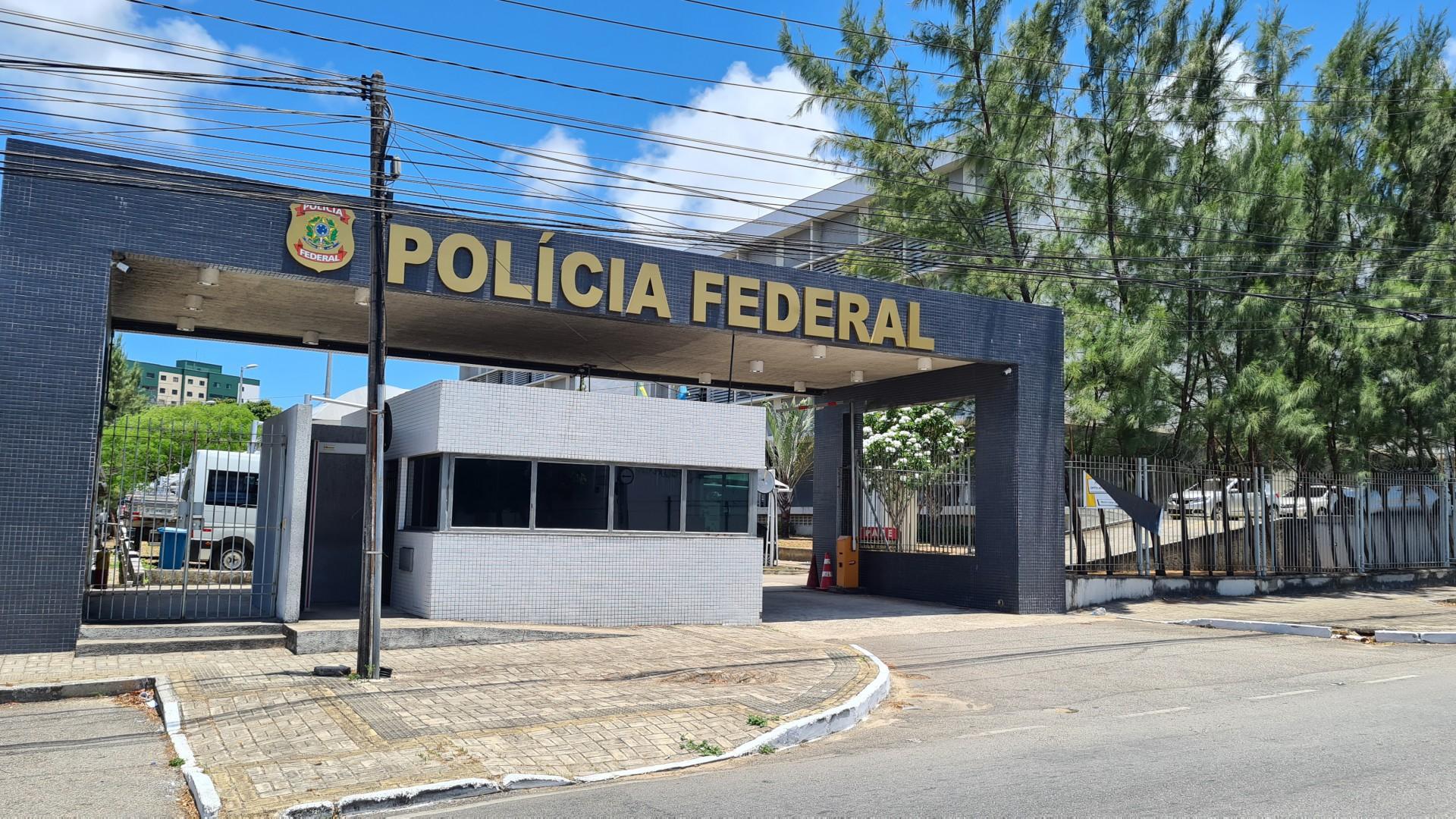 Polícia Federal realizou ontem a Operação Marquetagem, fase da Lava Jato em Fortaleza