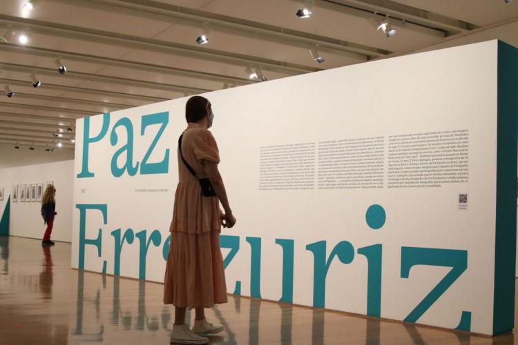 São Paulo - Exposição da fotógrafa chilena Paz Errázuriz em reabertura do Instituto Moreira Salles - IMS, na Avenida Paulista. (Foto: Rovena Rosa/Agência Brasil)