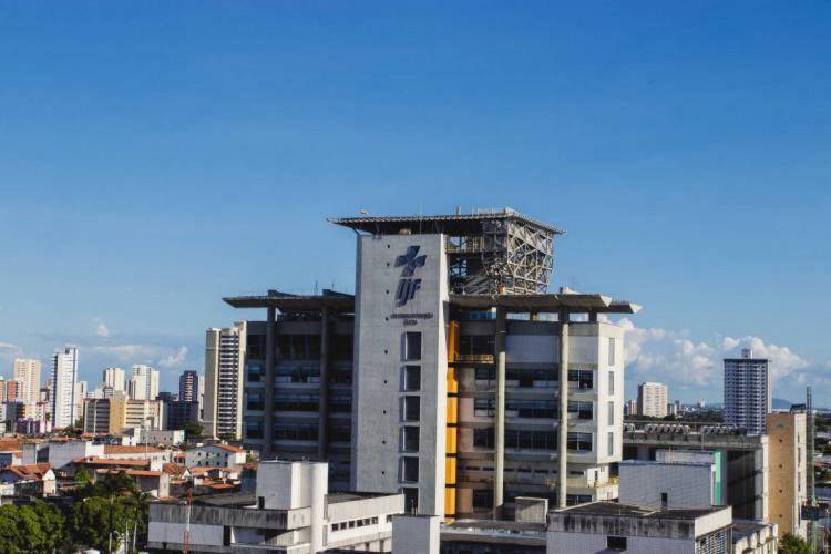 Dupla foi transferida de Iguatu para Fortaleza e passa bem (Foto: Aurelio Alves/O POVO)