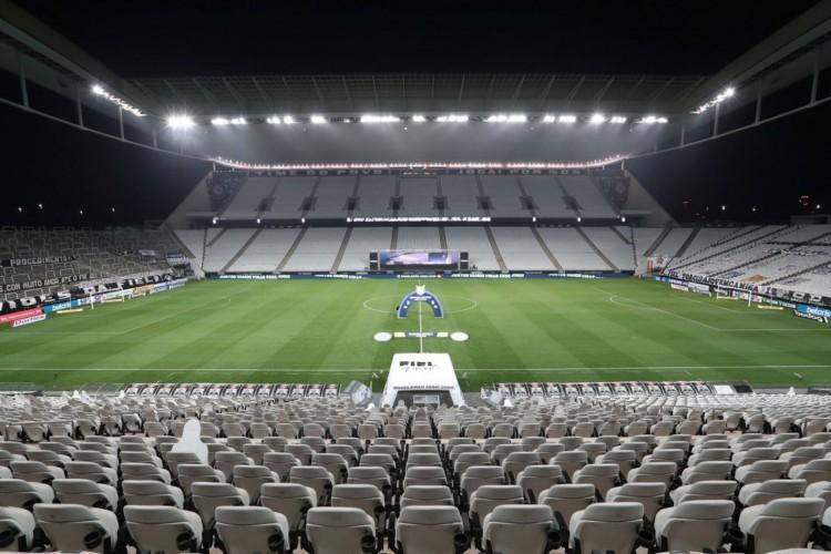 Encontro das nações: Corinthians e Flamengo se enfrentam no Itaquerão (Foto: )