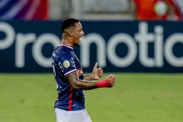 Atacante David balançou as redes quatro vezes nos últimos três jogos pelo Tricolor (Foto: Aurelio Alves/ O POVO)