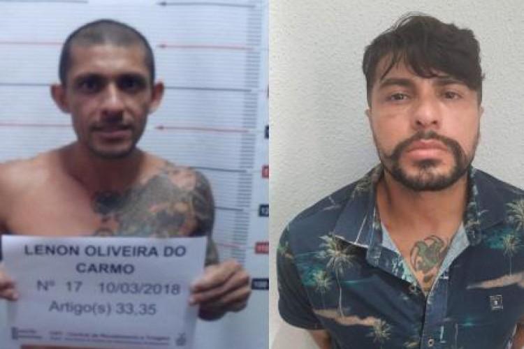 Traficante do Amazonas foi preso em Icaraí neste sábado, 17. Lenon Oliveira do Carmo vivia uma vida de luxo em Fortaleza (Foto: Divulgação SSPAM)