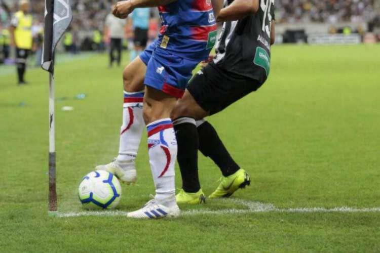 Clássico-Rei da partida de volta das finais do Cearense está marcado para quarta, 21  (Foto: Júlio Caesar/O POVO)